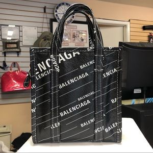 Balenciaga Bazar Shopper XS Tote Bag